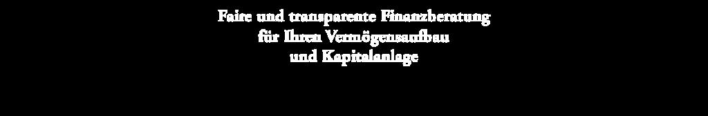 Slider 0 Finanzberatung